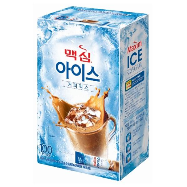 ⓢ맥심 아이스 커피믹스(13g*100T/동서식품)