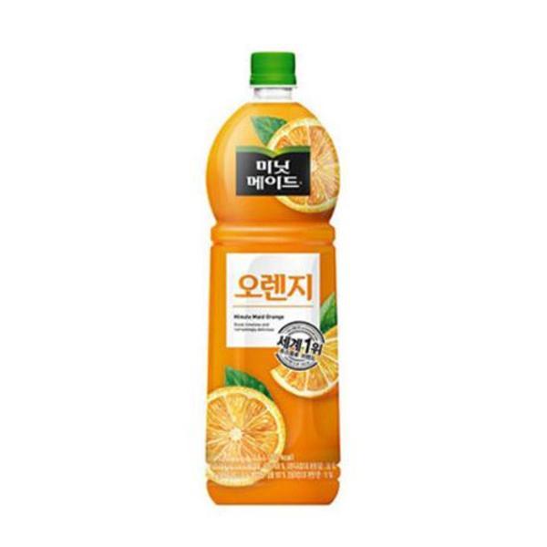 미닛메이드 오리지널 오렌지(1.5L/PET/코카콜라)