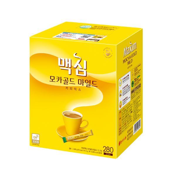 맥심 모카골드 커피믹스(12g*280T/동서식품)