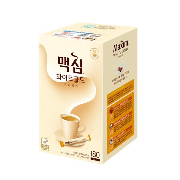 맥심 화이트골드 커피믹스(11.7g*180T/동서식품)