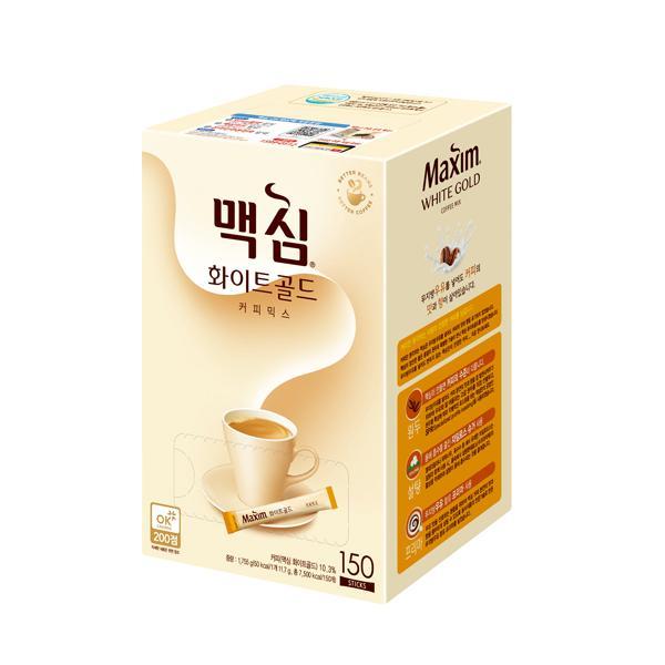 맥심 화이트골드 커피믹스(11.7g*150T/동서식품)