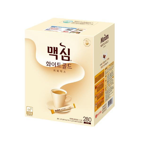 맥심 화이트골드 커피믹스(11.7g*280T/동서식품)