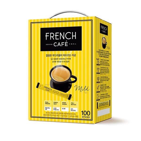 프렌치카페 카페믹스(10.9g*100T/남양유업)