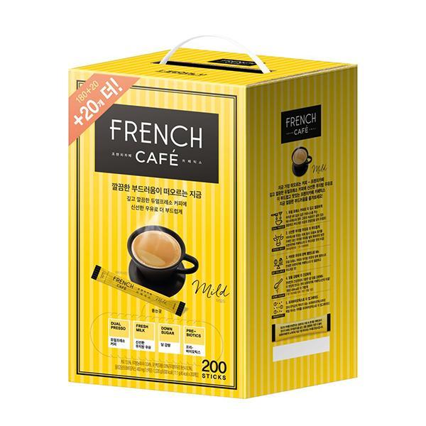 프렌치카페 카페믹스 180T(10.9g*180T/남양유업)