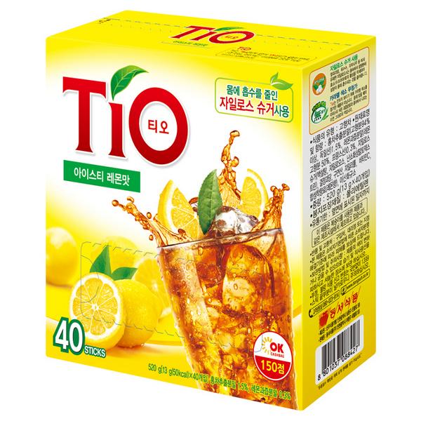 TIO(티오) 아이스티 레몬(13g*40T/동서식품)