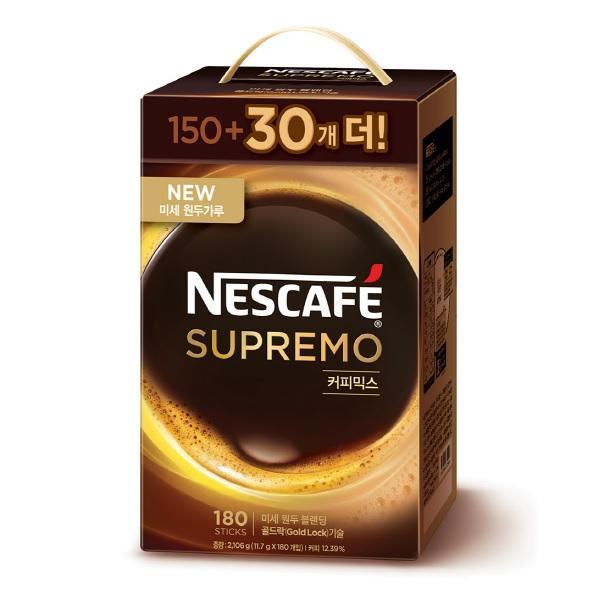 네스카페 수프리모 커피믹스(11.7g*(150+30)T/네슬레)