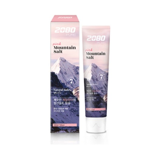 2080 퓨어마운틴솔트 핑크(120g/애경산업)