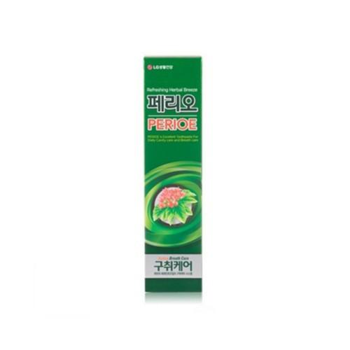 ⓢ페리오 브레스케어(구취제거) 치약 (150g/LG생활건강)