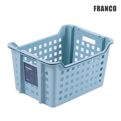 프랑코 바스켓(블루/창신리빙)