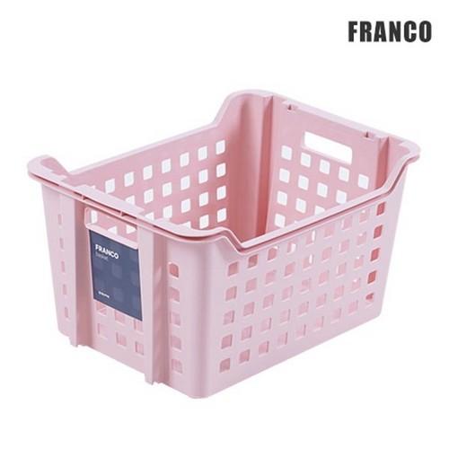 프랑코 바스켓(핑크/창신리빙)