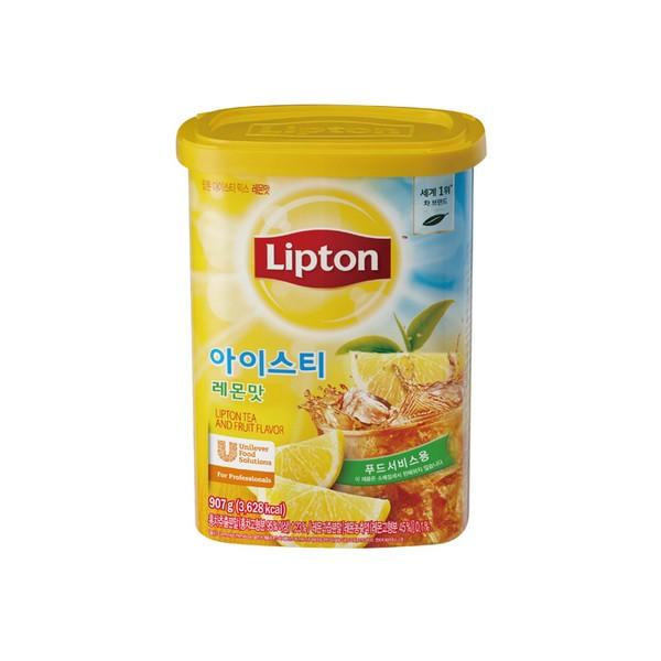 립톤 아이스티(레몬/지관/907g/유니레버코리아)
