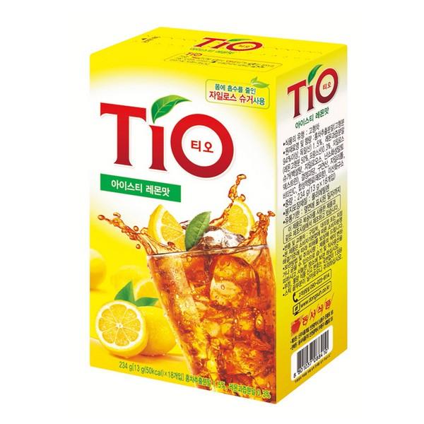 TIO(티오) 아이스티 레몬(13g*18T/동서식품)