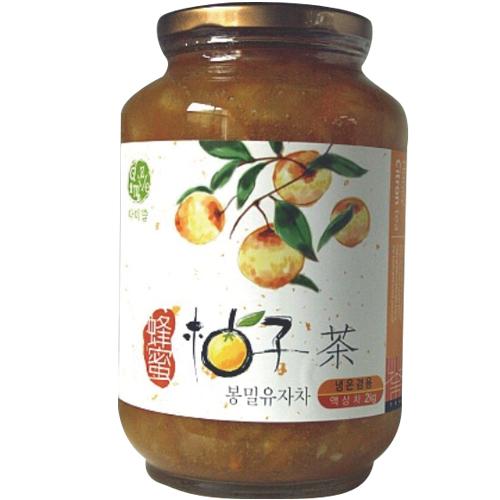 봉밀유자차(2kg/다정)