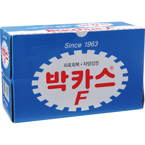 박카스 F(120ml*10병/동아제약)