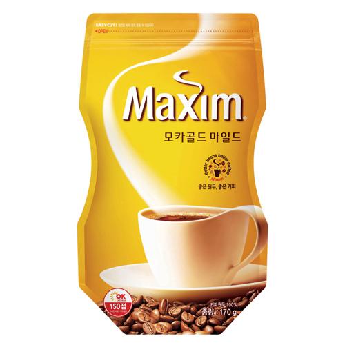 맥심 모카골드 커피(도이백/170g/동서식품)