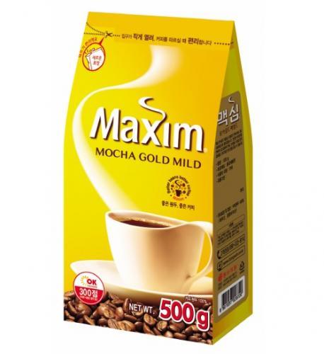 맥심 모카골드 커피(500g/동서식품)