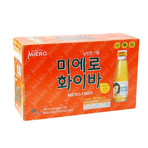 미에로화이바(100㎖*10병입/Box/현대약품)