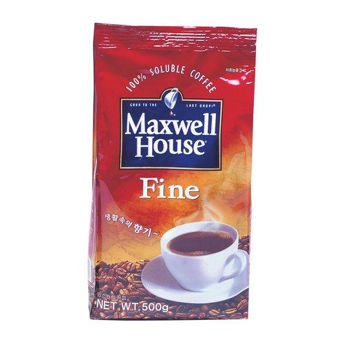 맥스웰하우스 화인 커피(500g/동서식품)